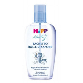 HIPP BABY BATH SOAP BUBBLES 200ML