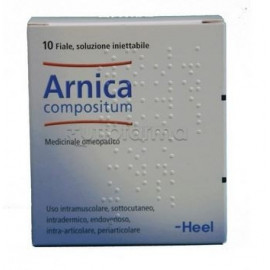 ARNICA COMP 10F 2,2ML HEEL | FarmaciaRisparmio.it