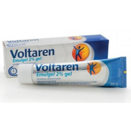 VOLTAREN EMULGEL 2% LOCAL TREATMENT GEL STATES SORROWFUL AND TRAUMATIC 60G