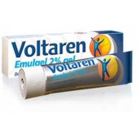 VOLTAREN EMULGEL 2% GEL TREATMENT LOALE STATES SORROWFUL AND TRAUMATIC 100G