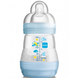 MAM FIRST BOTTLE 160ML TETT 1
