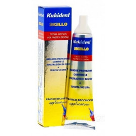 KUKIDENT SEAL ADHESIVE CREAM 40G FOR DENTAL IMPLANTS