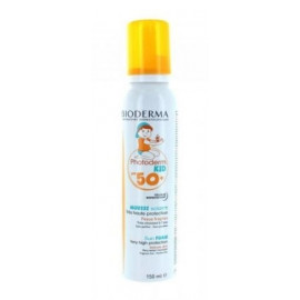 BIODERMA PHOTODERM KID MOUSSE SPF50+ 150ML | FarmaciaRisparmio.it