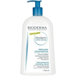 BIODERMA ATODERM CLEANSING SHOWER CREAM 1L