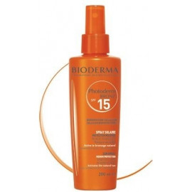BIODERMA PHOTODERM BRONZ SPRAY SPF 15 200ML