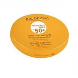 BIODERMA PHOTODERM MAX COMPACT SPF50 + NUANCE GOLDEN