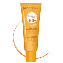 BIODERMA PHOTODERM MAX ULTRA FLUID FPS 50+ 40ML