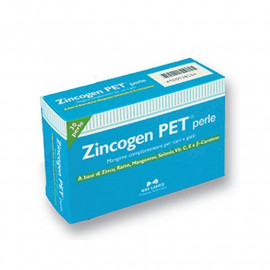 Zincogen Pet dogs 30 cpr
