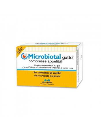Microbiotal Gatto Compresse Appetibili | FarmaciaRisparmio.it