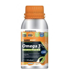 Omega 3 Double Plus 240 softgel - Named Sport
