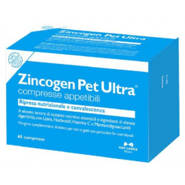 ZINCOGEN PET ULTRA 60CPR