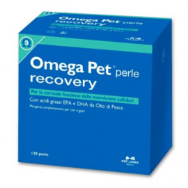 OMEGA PET RECOVERY 120 perle | FarmaciaRisparmio.it