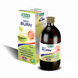 WHY NATURE DECO BURN 500...