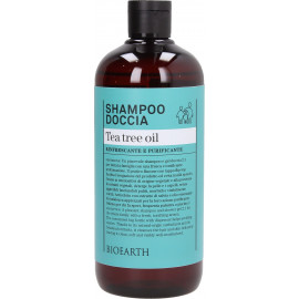 SHAMPOO-DOCCIA TEA TREE OIL 500ML | FarmaciaRisparmio.it