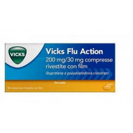 Vicks flu action/...