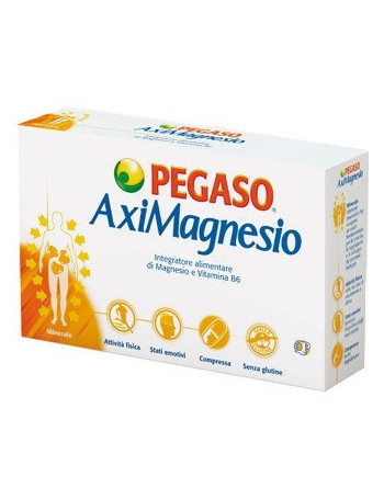 Pegaso AxiMagnesio 40 cpr | FarmaciaRisparmio.it