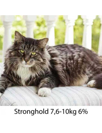 STRONGHOLD*3PIP 7,6-10Kg GATTO 6%